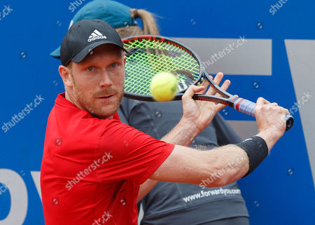 Editorial image of BMW Open, Day 2, Munich, Germany - 02 May 2018