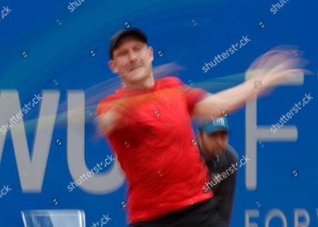 Stock Photo of Matthias Bachinger (GER) Mitzieher,Wischeffekt,