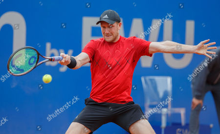 Editorial photo of BMW Open, Day 2, Munich, Germany - 02 May 2018