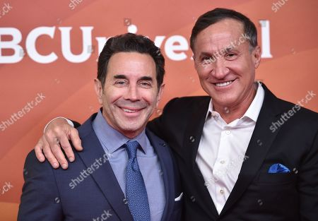 Dr Terry Dubrow and Dr Paul S. Nassif