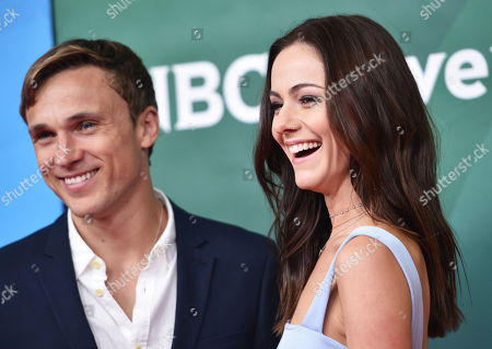 Stock Photo of Alexandra Park and William Moseley