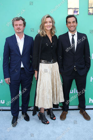 Editorial picture of 2018 HULU Upfront Presentation, New York, USA - 02 May 2018