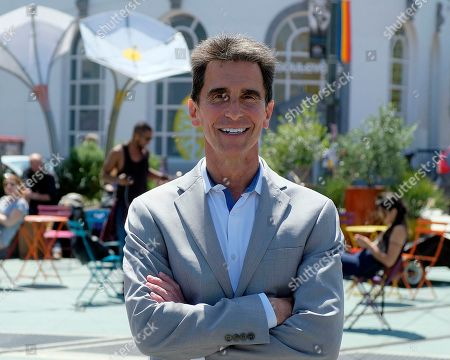 """THEREAFTER-In this Monday, April 23, 2018 photo, mayoral candidate Mark Leno poses in the Castro District of San Francisco. San Francisco could make history by electing for mayor the first African-American woman, Asian-American woman or openly gay man in a contest that is also the first truly competitive mayoral race the city has seen in 15 years. Former state Sen. Mark Leno, 66, who moved to San Francisco in the """"disco '70s"""" as part of an influx of gay newcomers, could be the city's first openly gay mayor four decades after Harvey Milk made LGBT history by winning a supervisor's seat. Milk and then-Mayor George Moscone were assassinated in 1978"""