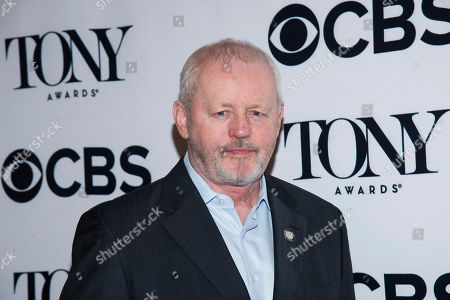 David Morse attends the 2018 Tony Awards Meet The Nominees press junket, in New York