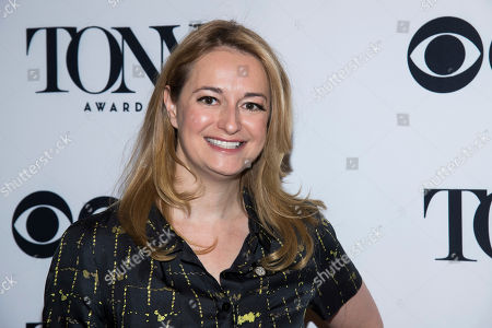 Editorial picture of 2018 Tony Awards Meet The Nominees Press Junket, New York, USA - 02 May 2018
