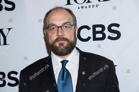Editorial photo of 2018 Tony Awards Meet The Nominees Press Junket, New York, USA - 02 May 2018