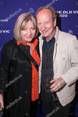 Hildegard Bechtler (Designer) and Bill Paterson