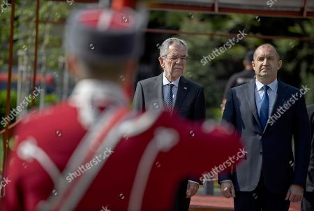 Editorial photo of President of Austria Alexander Van der Bellen visits Sofia, Bulgaria - 03 May 2018