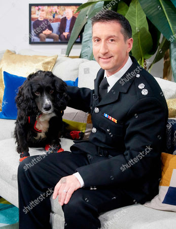 Sherlock and Fire Investigator Paul Osborne
