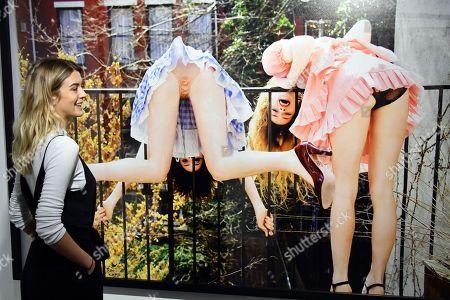 Charlotte Kemp Muhl and Sarabeth Stroller, Double Trouble, New York, 2008
