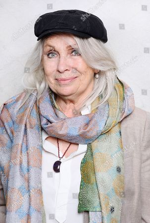 Stock Photo of Marie Bergman, Swedish Music Hall Of Fame inductees, Stockholm