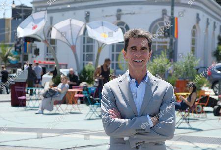 """Mayoral candidate Mark Leno poses in the Castro District of San Francisco. San Francisco could make history by electing for mayor the first African-American woman, Asian-American woman or openly gay man in a contest that is also the first truly competitive mayoral race the city has seen in 15 years. Former state Sen. Mark Leno, 66, who moved to San Francisco in the """"disco '70s"""" as part of an influx of gay newcomers, could be the city's first openly gay mayor four decades after Harvey Milk made LGBT history by winning a supervisor's seat. Milk and then-Mayor George Moscone were assassinated in 1978"""