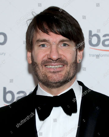 Editorial image of Back Up: Black Tie and Diamonds Fundraising Gala, London, UK - 03 May 2018