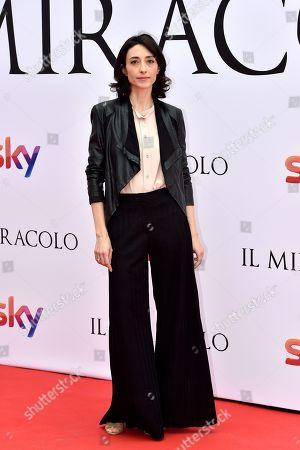 Stock Image of Elena Lietti