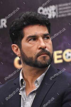 Stock Picture of Arturo Carmona