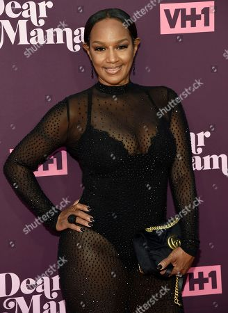 """Stock Photo of Jackie Christie arrives at the 3rd annual """"Dear Mama: A Love Letter to Moms"""" at The Theatre at Ace Hotel, in Los Angeles"""