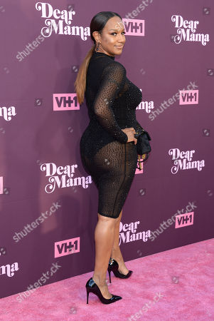 Editorial picture of VH1's 3rd Annual 'Dear Mama: an Event to Honor Moms', Los Angeles, USA - 03 May 2018