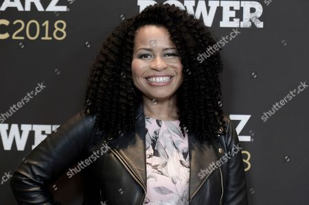 """Courtney Kemp attends the """"Power"""" FYC event at The Jeremy, in Los Angeles"""