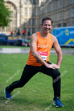 Jonathan Djanogly: A Total Of 16 Mps Are Taking On The Challenge Of Running The 2017 Virgin Money London Marathon Smashing All Previous Records For Mp Entries. The Previous Record Of Nine Was Set In 2014. The 16 Include Three Women Mps - Another Record - Including One From The Scottish National Party Hannah Bardell The First Snp Member Ever To Run. Pictured Is Mp Jonathan Djanogly.