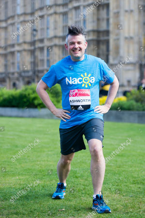 Jon Ashworth: A Total Of 16 Mps Are Taking On The Challenge Of Running The 2017 Virgin Money London Marathon Smashing All Previous Records For Mp Entries. The Previous Record Of Nine Was Set In 2014. The 16 Include Three Women Mps - Another Record - Including One From The Scottish National Party Hannah Bardell The First Snp Member Ever To Run. Pictured Is Jon Ashworth.