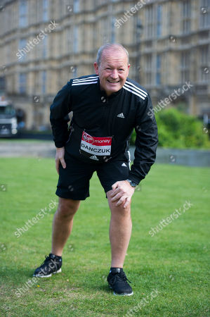 Simon Danczuk: A Total Of 16 Mps Are Taking On The Challenge Of Running The 2017 Virgin Money London Marathon Smashing All Previous Records For Mp Entries. The Previous Record Of Nine Was Set In 2014. The 16 Include Three Women Mps - Another Record - Including One From The Scottish National Party Hannah Bardell The First Snp Member Ever To Run. Pictured Is Simon Danczuk.