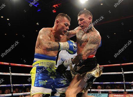 Martin Murray V Gabriel Rosado. Matchroom Boxing. Liverpool. Martin Murray V Gabriel Rosado 22/04/17