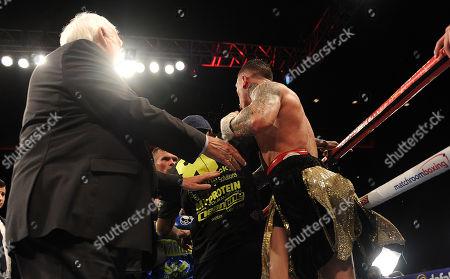 Martin Murray V Gabriel Rosado. Matchroom Boxing. Liverpool. Martin Murray V Gabriel Rosado. 22/04/17