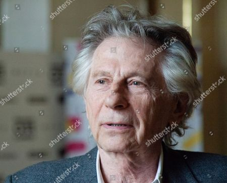 """Director Roman Polanski appears at an international film festival, where he promoted his latest film, """"Based on a True Story,"""" in Krakow, Poland. Polanski was expelled this week from membership in the Academy of Motion Picture Arts and Sciences, which organizers the Oscars, for unlawful sex with a minor 41 years ago"""
