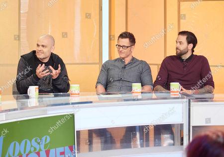 Sean Conlon, Ritchie Neville, Scott Robinson