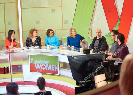 Editorial photo of 'Loose Women' TV show, London, UK - 04 May 2018