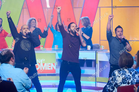 Editorial image of 'Loose Women' TV show, London, UK - 04 May 2018