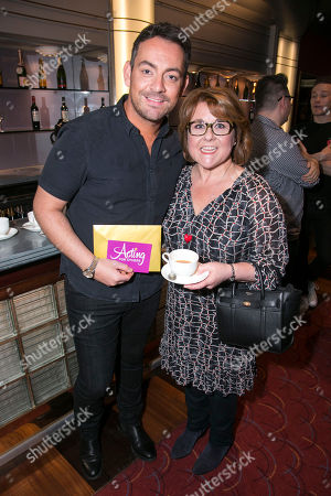 Ben Forster and Wendi Peters