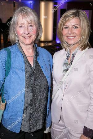 Gemma Jones and Glynis Barber