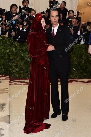 Editorial image of The Metropolitan Museum of Art's Costume Institute Benefit celebrating the opening of Heavenly Bodies: Fashion and the Catholic Imagination, Arrivals, New York, USA - 07 May 2018