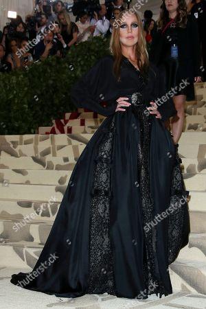 Stock Picture of Allegra Versace