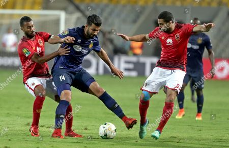 Hosam Ashour and Ahmed Fathy