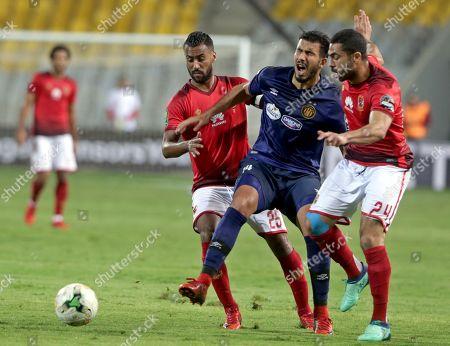 Hossam Ashour, Ahmed Fathy and Haythem Jouini