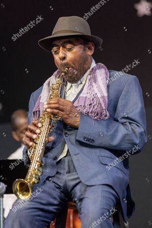 Editorial image of New Orleans Jazz and Heritage Festival, Day 4, USA - 03 May 2018
