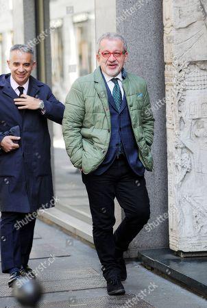 Stock Picture of Roberto Maroni