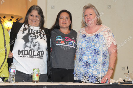 Peggy Lee, Malia Hosaka and Judy Martin