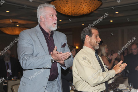 Kevin Nash and Shawn Michaels