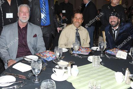 Kevin Nash, Shawn Michaels and Sean Waltman