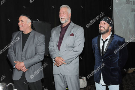 Scott Hall, Kevin Nash and Sean Waltman