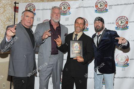 Scott Hall, Kevin Nash, Shawn Michaels and Sean Waltman
