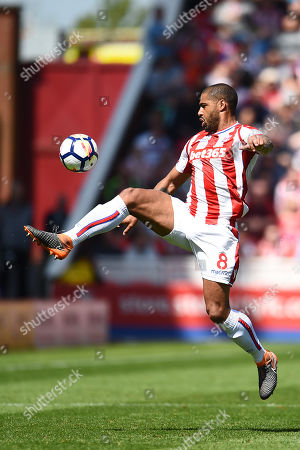 Glen Johnson of Stoke City.