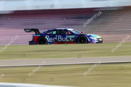 05.05.2018, Hockenheimring, Hockenheim, DTM 2018, 1.Lauf Hockenheimring,04.05.-06.05.2018 ,  Mattias Ekstroem (SWE#5) Audi Sport Team Abt, Red Bull Audi RS 5 DTM