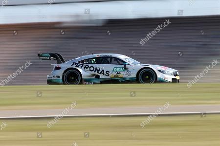05.05.2018, Hockenheimring, Hockenheim, DTM 2018, 1.Lauf Hockenheimring,04.05.-06.05.2018 ,  Pascal Wehrlein (DEU#94) Mercedes-AMG Mogoalsport Petronas, Mercedes-AMG C 63 DTM