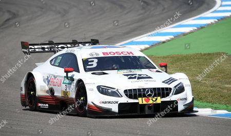 05.05.2018, Hockenheimring, Hockenheim, DTM 2018, 1.Lauf Hockenheimring,04.05.-06.05.2018 ,  Paul Di Resta (GBR#3) Mercedes-AMG Mogoalsport Remus, Mercedes-AMG C 63 DTM