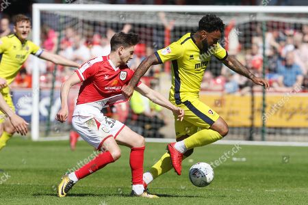 Editorial picture of Crewe Alexandra v Cheltenham Town, EFL Sky Bet League 2 - 05 May 2018