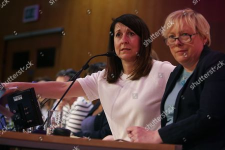 Liz Kendall MP  Angela Eagle MP